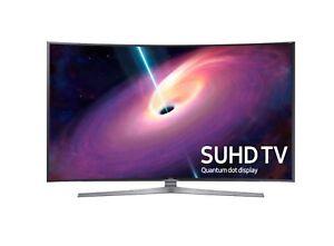 SAMSUNG UN65KU7500F LED TV VISTA