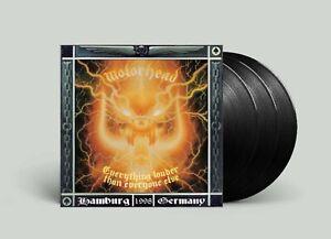 Motorhead - Everything Louder Than Everyone Else - New Vinyl 3LP