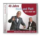 40 Jahre Hoch und Platt. Dat ist doch wat von Peter Körner und Hans-Peter Hahn (2010)
