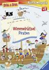 Wimmelrätsel Piraten von Christina Braun (2014, Taschenbuch)