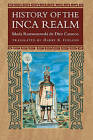 History of the Inca Realm by Maria Rostworowski de Diez Canseco (Hardback, 1998)