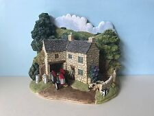 Lilliput Lane (L2804) DALE FARM (Scenic Treasures) - With Box & Deeds