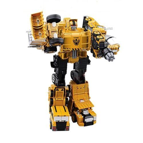 Transforming Robots transtruck Combineur Titan NEUF