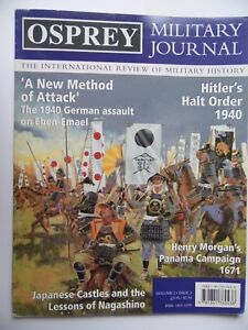 Osprey-Militaer-Zeitschrift-Vol-2-ISSUE-3-International-Review-Von-History