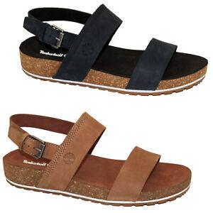 Details zu Timberland Malibu Waves Two Strap Sandals Damen Riemen Sandalen Sommer