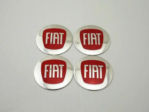 Cubo De Roda 56mm Caps Emblema Distintivo logotipo Adesivo Decalque Fiat u5653
