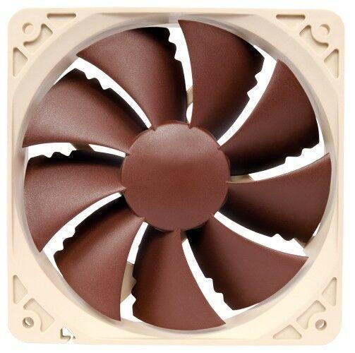 [NOCTUA] NF-P12 PWM High Performance Low Noise PC Case Fan,120mm,4pin,1300RPM