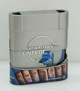 STAR-TREK-ENTERPRISE-Stagione-3-Completa-n-7-DVD-ITA-in-Cofanetto