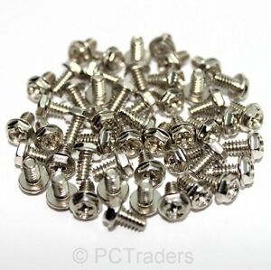 50x-6-32-6mm-Coarse-PC-Computer-Case-Expansion-Card-PSU-Screws-FREE-UK-P-amp-P