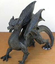 Nemesis Now LARGE Gothic 30 x 24cm DRAGON WATCHER FIGURE Mythical Gothic