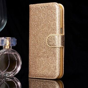 for-Apple-iPhone-6-6s-Case-cover-Magnetic-Flip-Leather-Wallet-bling-book-luxury