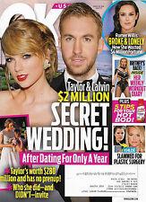Taylor Swift Calvin Harris Britney Spears Rebel Wilson March 28 2016 OK Magazine