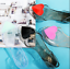 Womens-Beach-Sandals-Flat-Casual-Jelly-Heart-Transparency-Sweet-Heart-Shoes-HOT thumbnail 5