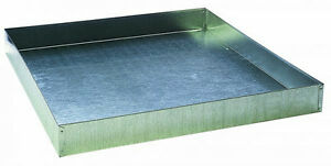 PET LODGE DROPPING URINE PAN FOR AH2424 WIRE RABBIT HUTCH CAGE MEAT PET BUNNY