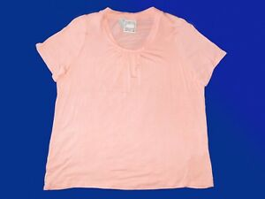 Damenshirt-Tunika-Blusenshirt-Shirt-Gr-50-54-Viskose-NEU