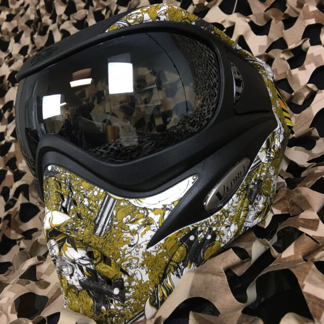 VForce Grill Paintball Goggle Mask Thermal Lens Viking SE NEW