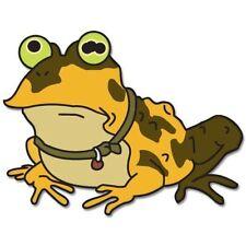 "Futurama Hypnotoad vinyl car sticker decal planet express toad - 2.5"""
