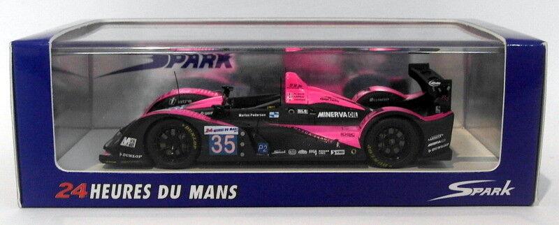 Spark 1 43 Scale Resin S2567 - Pescarolo Judd Oak Racing LM 2010 2nd LMP2