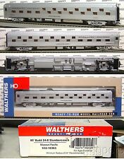 HO train WALTHERS Budd 24-8 Slumbercoach Missouri Pacific MP 932-6363 *mib*afsc