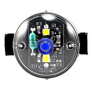 Smart RL311 Round Mini 2 LED Front Light