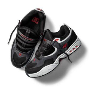 DC-Shoes-Kalis-OG-Black-Grey-Love-Park-Limited-Reissue-Skateboard-Sneakers
