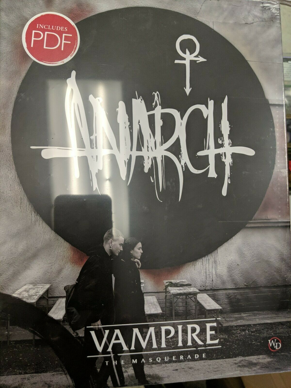 Vampire The Masquerade 5th Edition - Modiphius Entertainment