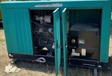 Cummins Onan 2017 45kw Nat Gas Enclosed Generator Model C45 N6 Low Hours