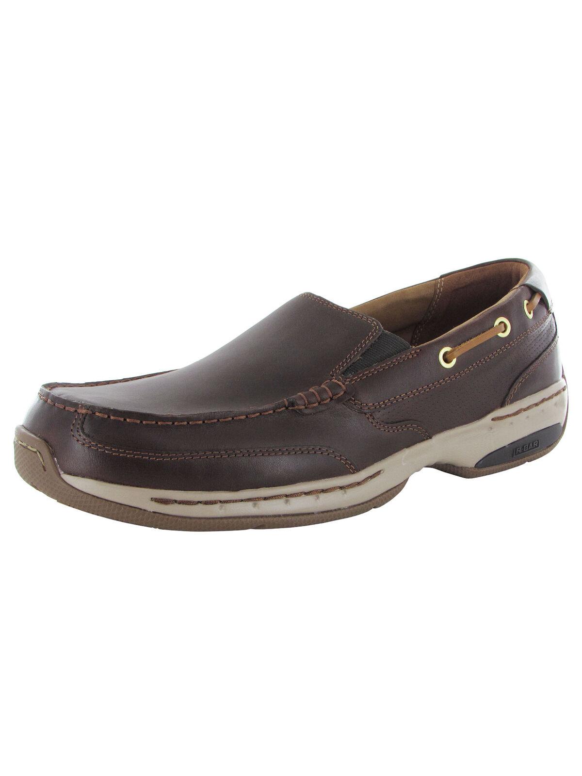 Dunham Herren Waterford Slipper Leder Stiefel Schuhe