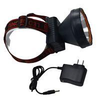 Led Headlight Head Light Mining Lamp For Hunting Camping Fishing Su01