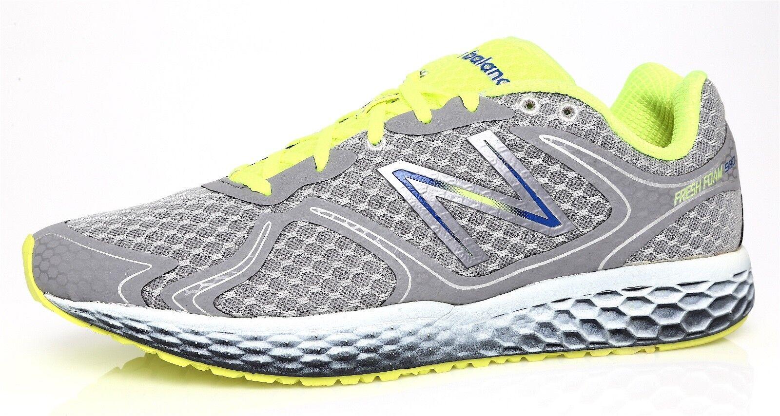 New Balance 980 Fresh Foam Sneaker Grey Men Sz 12 D 5959