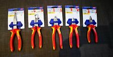 Knipex 98 62 01 VDE Fully Insulated Plastic Pliers Fuse Pulling 180mm 06082