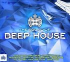 The Sound of Deep House by Various Artists (CD, Apr-2013, 2 Discs, Ministry of Sound)