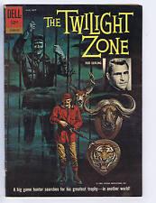 Twilight Zone #01-860-210 Dell 1962