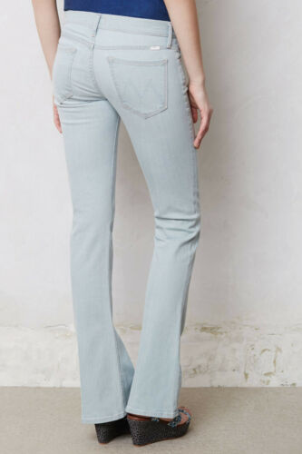 Mother Runway Skinny Flare Jeans Pants Size 28,29,30,31 NW ANTHROPOLOGIE Tag