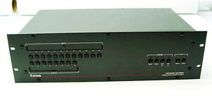 Extron CrossPoint 300 1616 Matrix Switcher Drivers for Windows