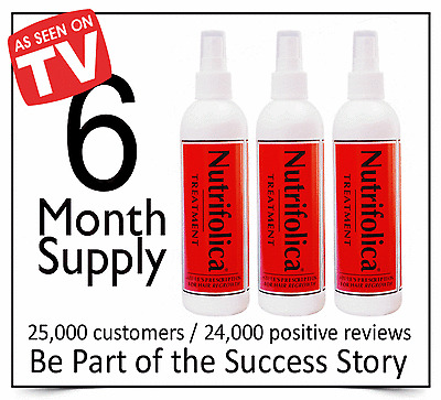 Hair Growth Treatment - guaranteed to stop hair loss - shipped FOR FREE