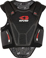 Evs Sport Vest Chest-back-spine Protector Street Motorcycle 2xl Black Wp on Sale