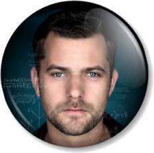 """Fringe Peter Bishop 25mm 1"""" Pin Button Badge TV Series Sci-Fi FBI Joshua Jackson"""