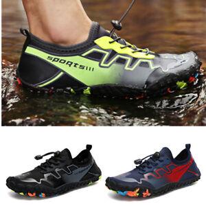 Men-Quick-Dry-Water-Shoes-Barefoot-Aqua-Socks-Yoga-Beach-Swim-Pool-Exercise-Surf