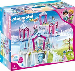 Playmobil-Magic-Funkelnder-Crystal-Palace-Art-9469-New-Boxed