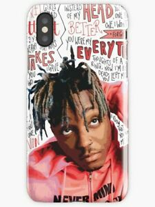 Details about Juice Wrld iPhone Case 6S78Plus XR XS MAX, Samsung Galaxy  Case S78910 Plus