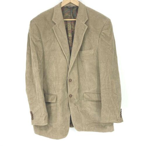 Lauren Ralph Lauren Blazer Size 44 L Mens Beige Co