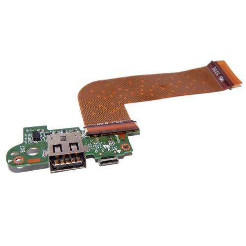 MLD-DB-USB CHARGING PORT CONNECTOR FLEX PCB BOARD DELL VENUE PRO 11 T06G 5130