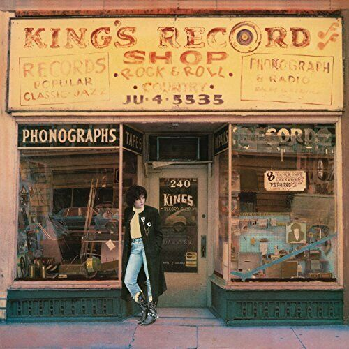 CASH,ROSANNE-KINGS RECORD SHOP (OGV) VINYL LP NEW