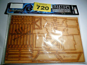 Knight Models Batman Miniatures Jeu Construction Saute Barrières Rare Lot Y720-afficher Le Titre D'origine