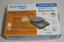 Dymo By Pelouze All Purpose Digital Electronic Postal Scale 5lb Capacity