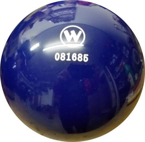 Kegelkugel Vollkugel 130mm blau Typ Winner