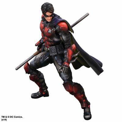 *NEW* Batman Arkham Origins #3 Robin Play Arts Kai Action Figure by Square Enix