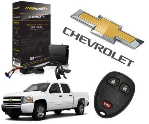 20072013 Chevy Silverado Plug Play Remote Start System Chevrolet Rhebay: 2007 Chevrolet Silverado Starter Location At Gmaili.net
