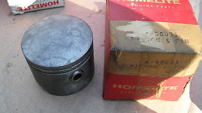 NOS homelite chainsaw piston ring 59436 sxl  VINTAGE CHAINSAW